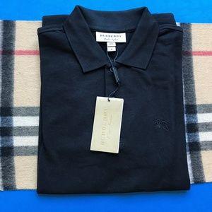 new Burberry London Men's Polo Shirt